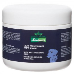 Baldecchci White Hair Conditioning Cream - Odżywka do białej sierści BALDECCHI 250ml