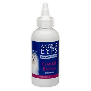 Angels Eyes Coastal Breeze Ear Rinse 120ml - płyn do czyszczenia uszu